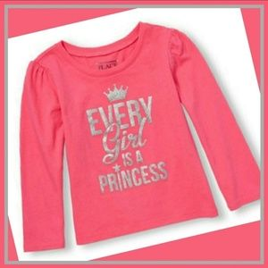 Clearance BOGOF 🤑 Toddler Princess shirt!